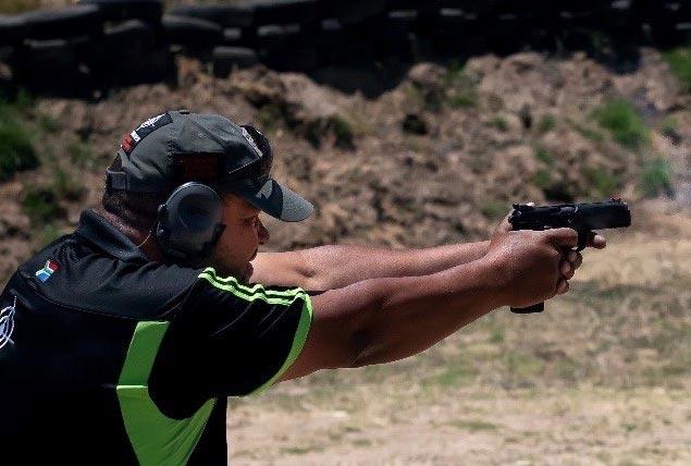 firearm training cape town