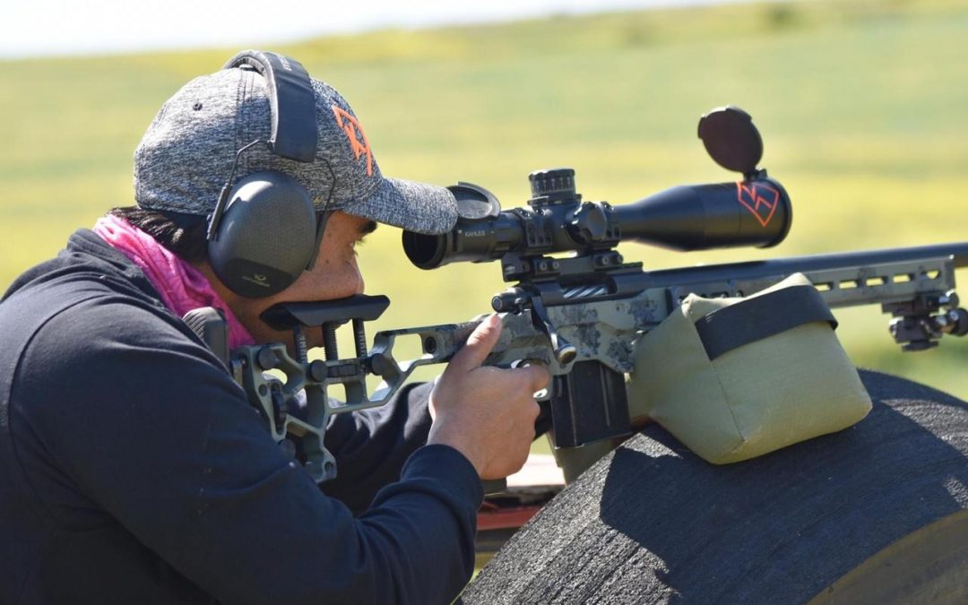 Precision Rifle Series 2021 calendar