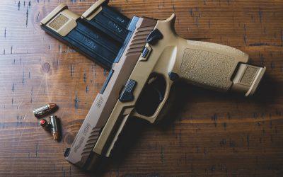 Maintain your handgun. Here's how.