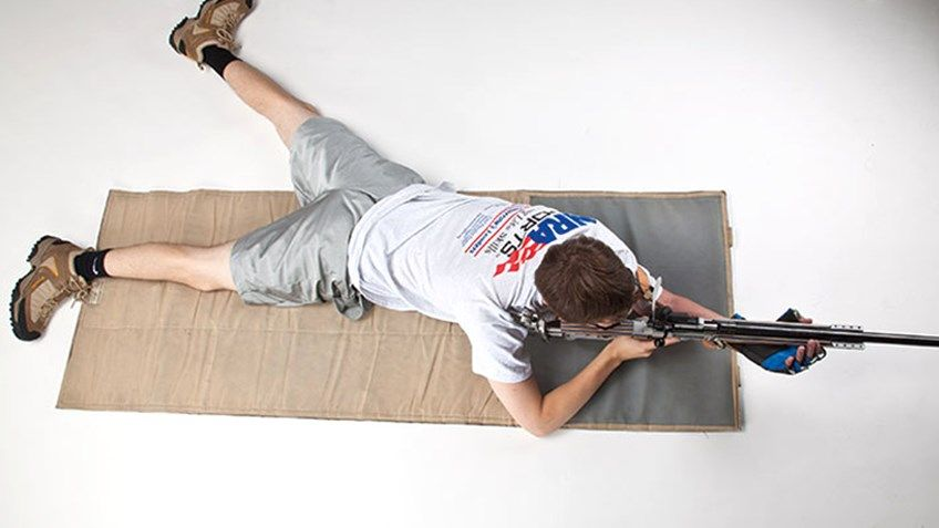 Prone positions for serious marksmanship